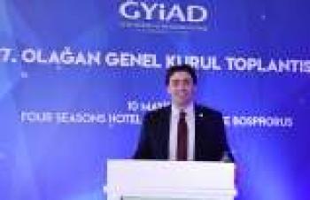 GYİAD'a yeni Başkan seçildi