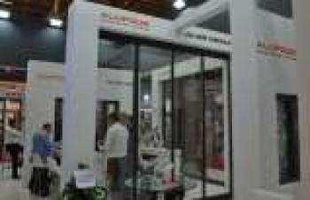 Alufour Systems Yapı Fuarı'nda sistemlerini tanıttı