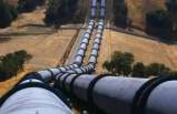 Avrupa'ya gaz vermek için hazır hale geldi