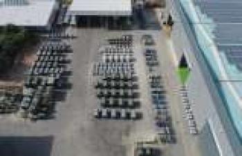 Güney Amerika'nın elektriği Adana'dan
