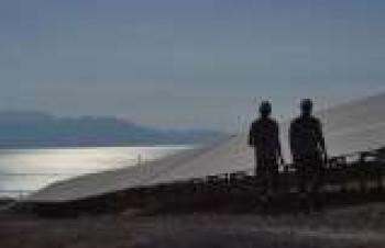 Van Gölü kıyısına 3 tane güneş santrali geliyor
