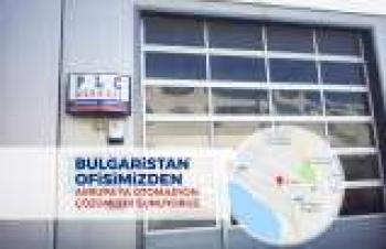 Bulgaristan'dan Avrupa'ya otomasyon
