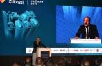 """MAKFED'in """"Vizyon 2030"""" temalı Makine Zirvesi başladı"""