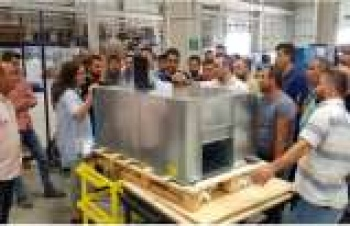 Form'dan yerli üretim ısı pompalarında teknik eğitim