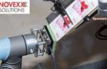Robotik etiketleme sistemlerini sergileyecek