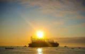 Türk gemisi Senegal'i aydınlatacak