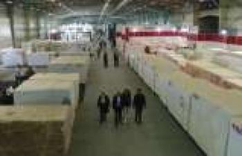 """""""Bursa 5. Uluslararası Blok Mermer Fuarı"""" bitti"""