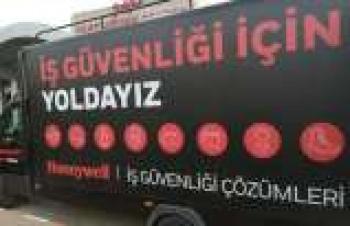 Demo Van ile Zirve'de iş güvenliği çözümlerini sergiledi