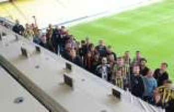 Fenerbahçe Stadyum turu hediyeli otomasyon eğitimi