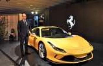 Ferrari F8 Spider 2020'de Türkiye yollarında