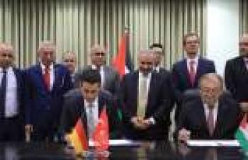 Filistin'in serbest sanayi bölgesini bir Türk şirketi faaliyete geçirecek