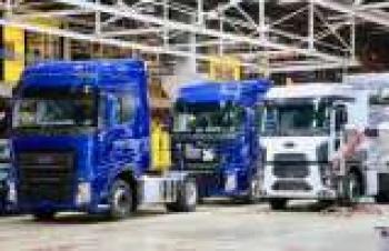 Ford Otosan, Eskişehir'i kamyon üretim merkezine dönüştürdü