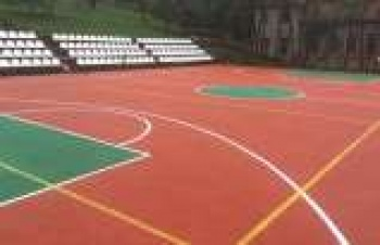 Stil Spor ile 3S Kale projesinde çok amaçlı spor sahası
