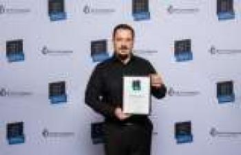 Technowood Münih'te Iconic Awards Ödül Töreni'ndebirinci oldu