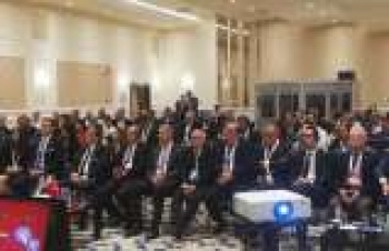 Dünya Türk İş Konseyi heyetinden Bulgaristan'a ziyaret