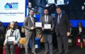 Çözümüyle TÜSİAD Ulusal Rekabetçilik ödülünü aldı
