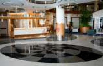 Dumlu Özcan'dan Gold Island Hotel'e şıklık getiren dokunuşlar