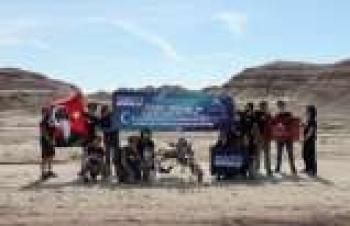 İTÜ robot takımına ABD yolunda destek veriyor