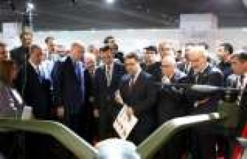 Havacılık alanındaki yeni projelerini tanıttı