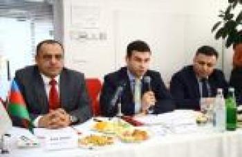 KOSGEB ile Azerbaycanlı KOBİA arasında önemli anlaşma