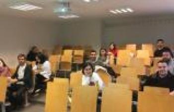 Bosch Termoteknik'ten Bahçeşehir Üniversitesi öğrencilerine eğitim