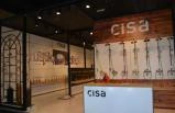Cisa Armatür yeni serilerini UNICERA'da tanıttı