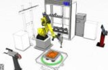 Dijital ikiz ile robotları uzaktan programlamaya imkan veriyor