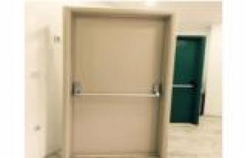 Metal kapılar ile elektrik odaları daha güvenli