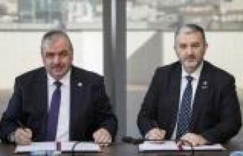 MÜSİAD İLE SMIIC arasında iş birliği protokolü gerçekleştirildi