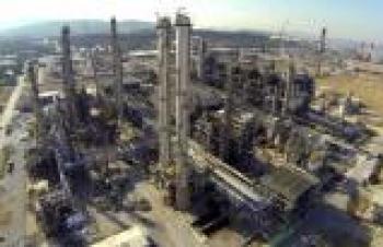 Petkim, 3,4 milyon ton üretimle tarihi rekor kırdı