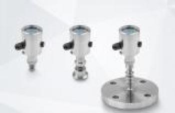 Basınç ve seviye uygulamaları için yeni kompakt tip basınç transmitteri