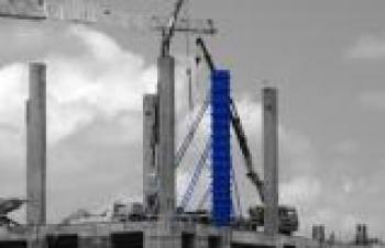 BlueLike İstanbul projesinde işler Orhun İskele Kalıp ile ilerledi
