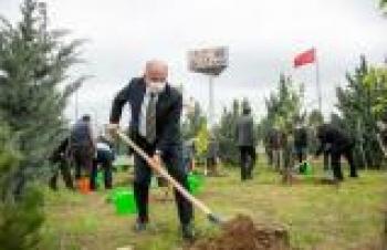 HAVELSAN, çalışanlarının çocukları için 1300 ağaç dikecek