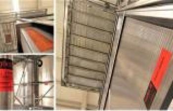 Layher Allround® Sistem ve Layher Koruma Sistemleri ile optimum çözüm