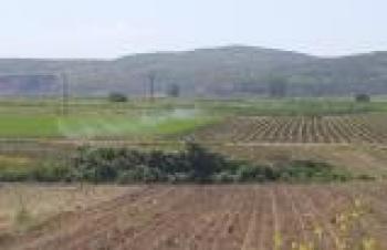 Bursa'da 1 milyon 89 bin 250 dekarlık tarım alan sulanacak