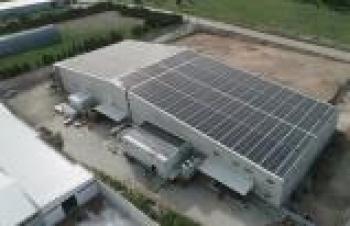 Dorte Gıda Soğuk Hava Deposunun enerjisini güneşten üretecek