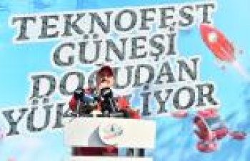 TEKNOFEST GAZİANTEP'TE BAŞLADI