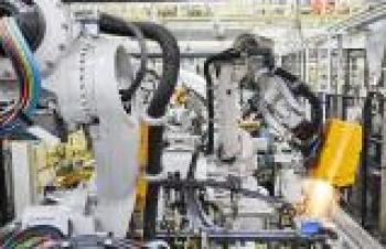 ELEKTRİKLİ ARAÇ ÜRETİMİNDE 800 ROBOTU KULLANILACAK