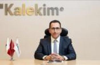 """KALEKİM'E """"SIFIR ATIK BELGESİ  VERİLDİ"""