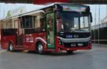 AZERBAYCAN'A 320 OTOBÜS İHRACATI GERÇEKLEŞTİRECEKLER