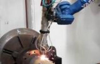 ROBOTİK LAZER KAPLAMAYI İKİ KEZ YURT DIŞINA YAPTIK