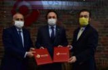 TCDD VE OSTİM ARASINDA İŞ BİRLİĞİ PROTOKOLÜ İMZALANDI