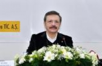 """DİYARBAKIR'I FUAR MERKEZİ YAPMAYI HEDEFLİYORUZ"""