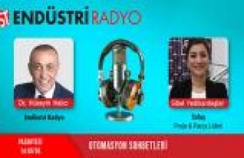 """""""ENDÜSTRİ 4.0, FİRMALARI ZAMANINDA ÜRETİME TEŞVİK ETTİ"""""""