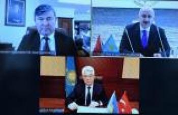 KAZAKİSTAN TÜRKİYE'YE 3 BİN ADET İLAVE TRANSİT GEÇİŞ BELGESİ VERECEK