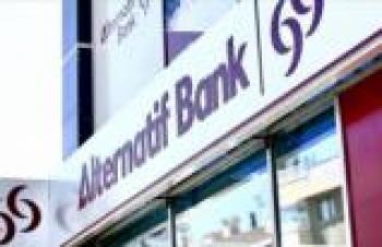 ALTERNATİF BANK'IN AKTİF BÜYÜKLÜĞÜ 39,7 MİLYAR TL'YE ULAŞTI